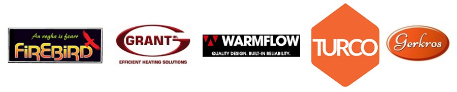 We supply, install and maintain boilers by leading manufacturers: Grant, Firebird, Warmflow, Turco and Gerkross - Heating & Plumbing Solutions, Letterkenny, Co. Donegal, Ireland